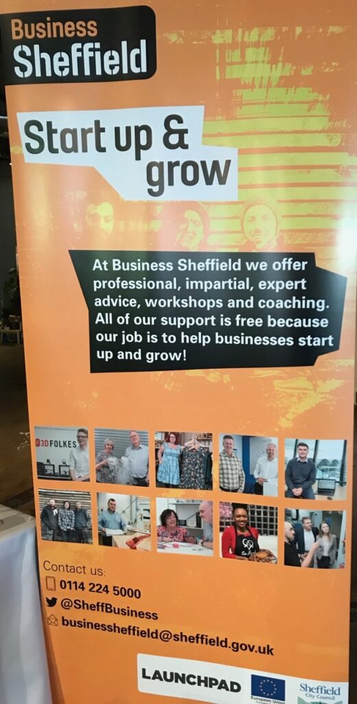 Business Sheffield banner